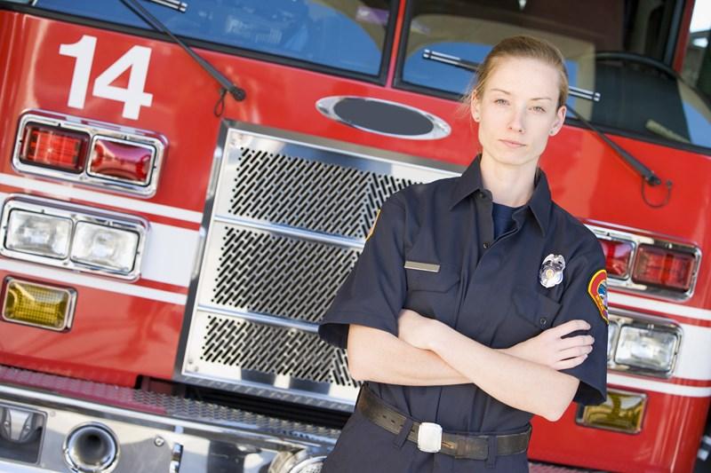 Je veux devenir pompier