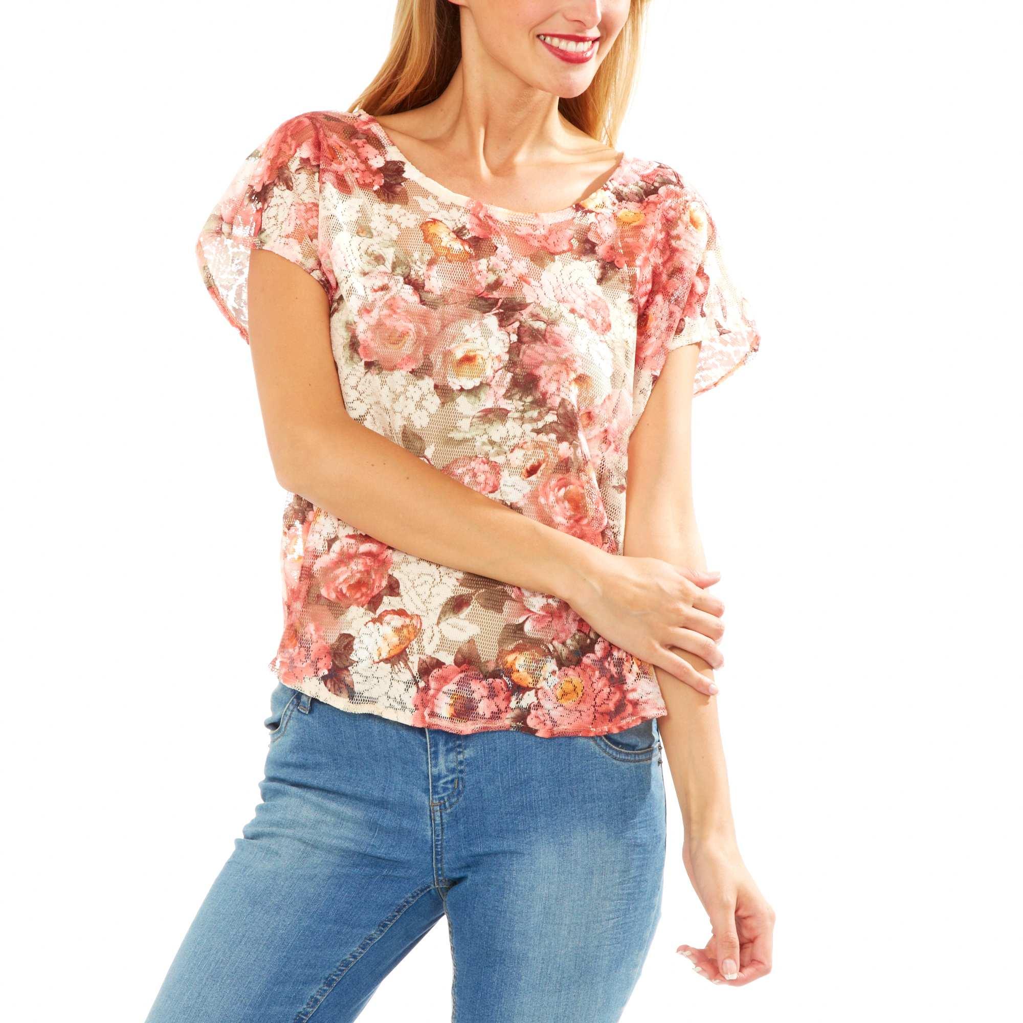 tee shirt femme un accessoire feminin pas cher. Black Bedroom Furniture Sets. Home Design Ideas