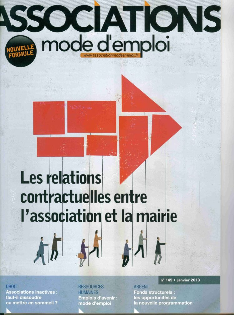 association mode d emploi