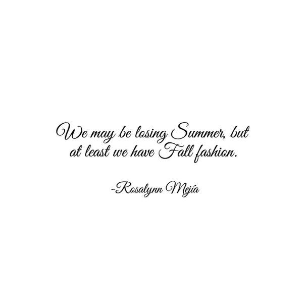 citation sur la mode