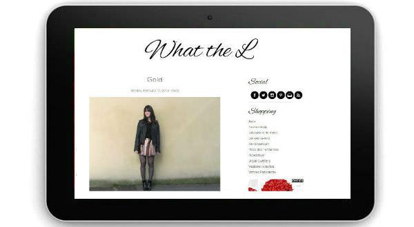 créer un blog mode