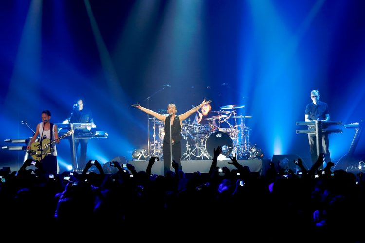 depeche mode concert