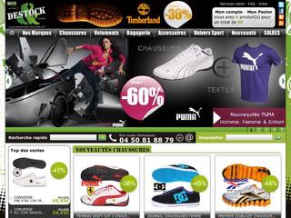 93aecc76ab981e Destock sport et mode