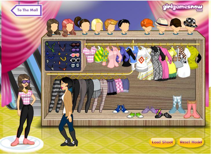 Jeux de mode pour fille gratuit - Jeu de fille mode gratuit ...