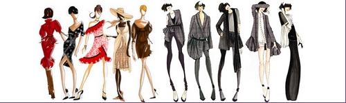 métiers de la mode