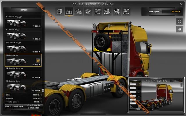 ETS2 mods, SCS mods, Euro Truck Simulator 2 mods, Trucks ETS2