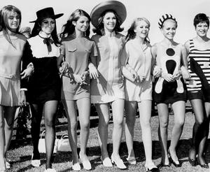 mode années 60