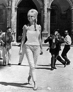 mode des années 60