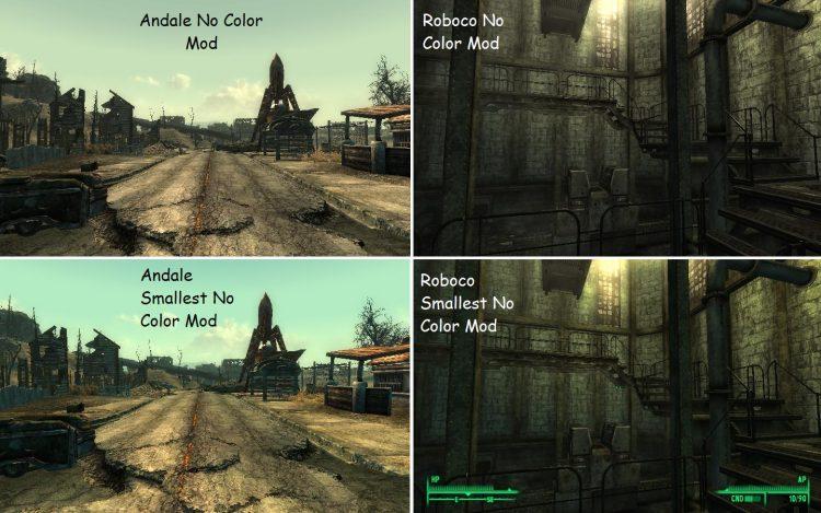 mods fallout 3