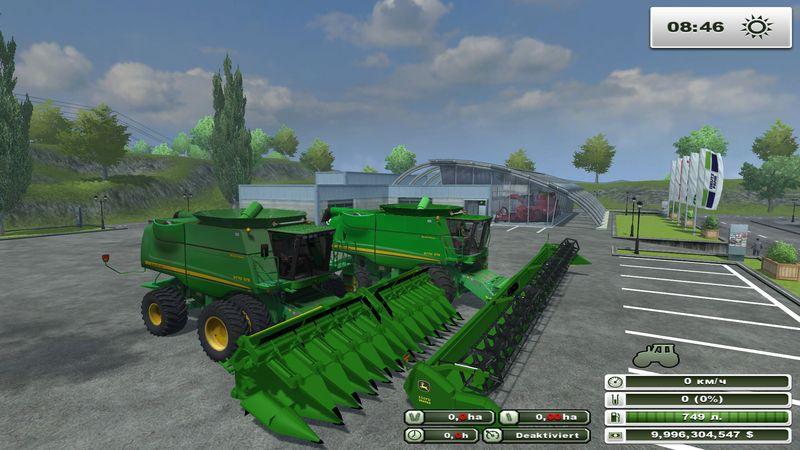 mods farming simulator 2013