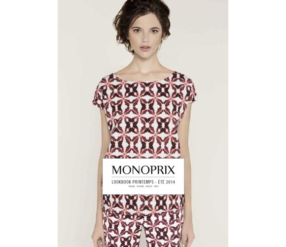 monoprix mode femme