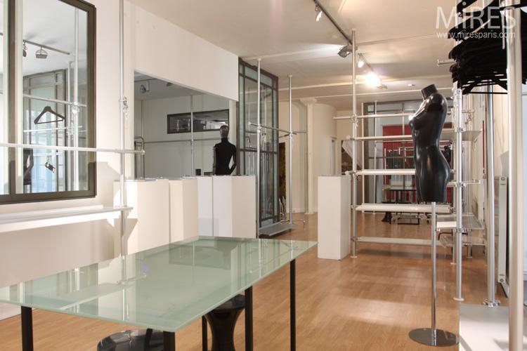 showroom mode