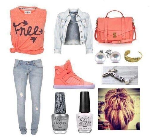 tenue a la mode