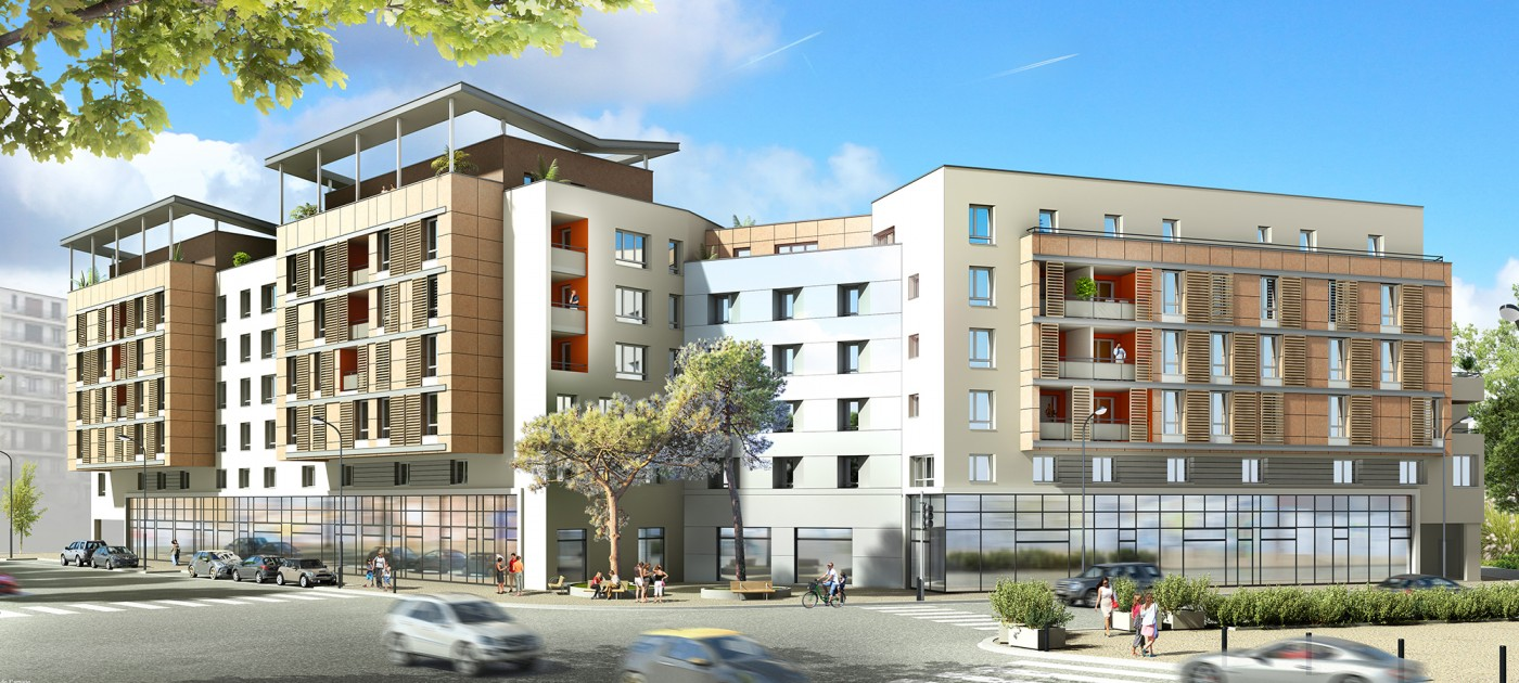 Un appartement neuf montpellier sur mesure sans payer for Avantage acheter appartement neuf