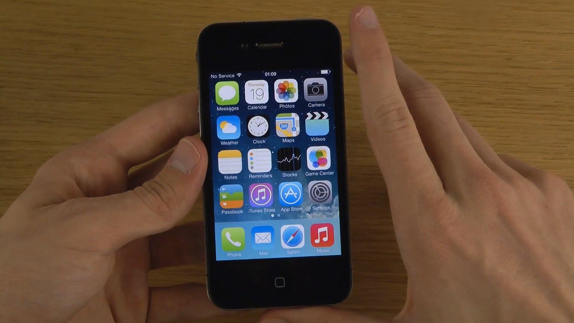 Comment debloquer un iphone 4 ?
