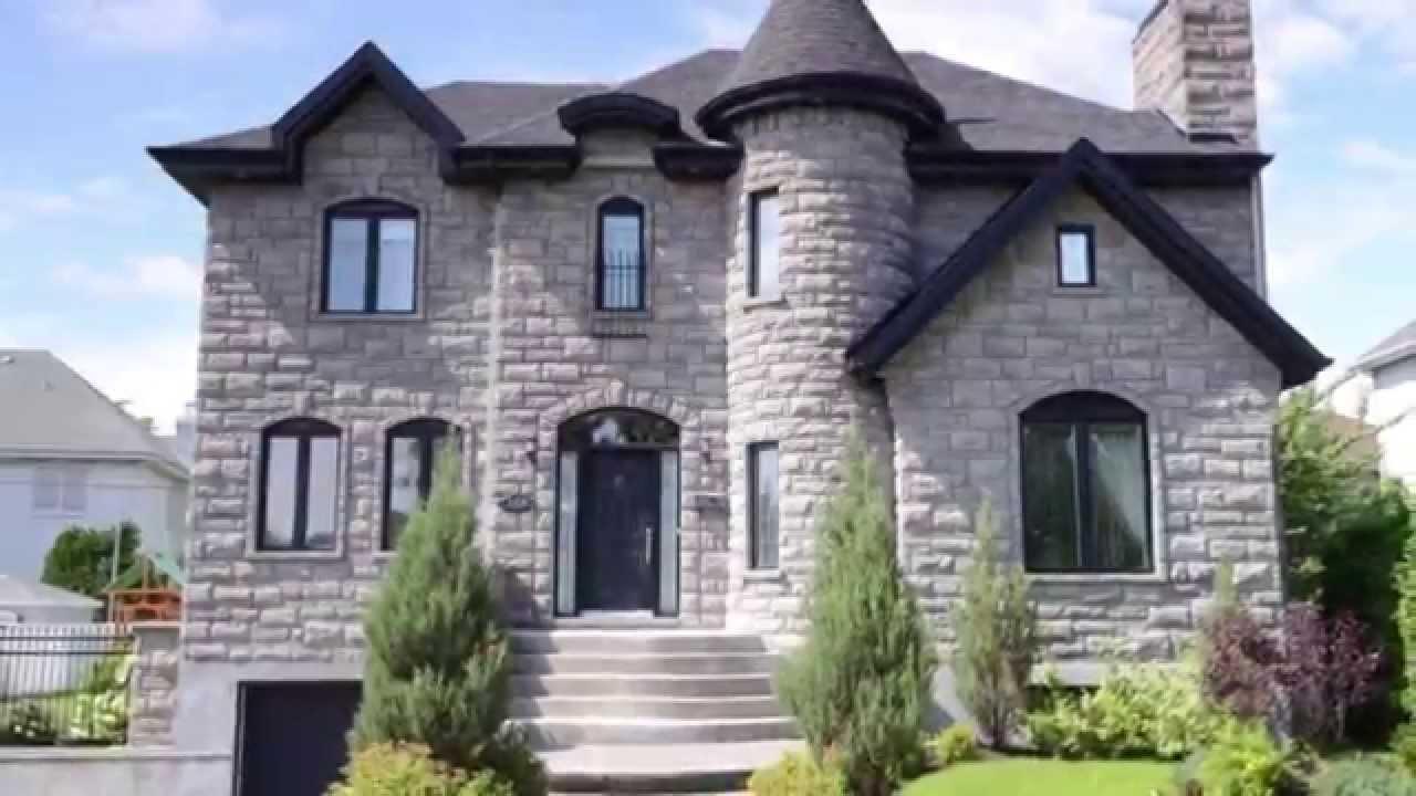 Combien coûte une maison?