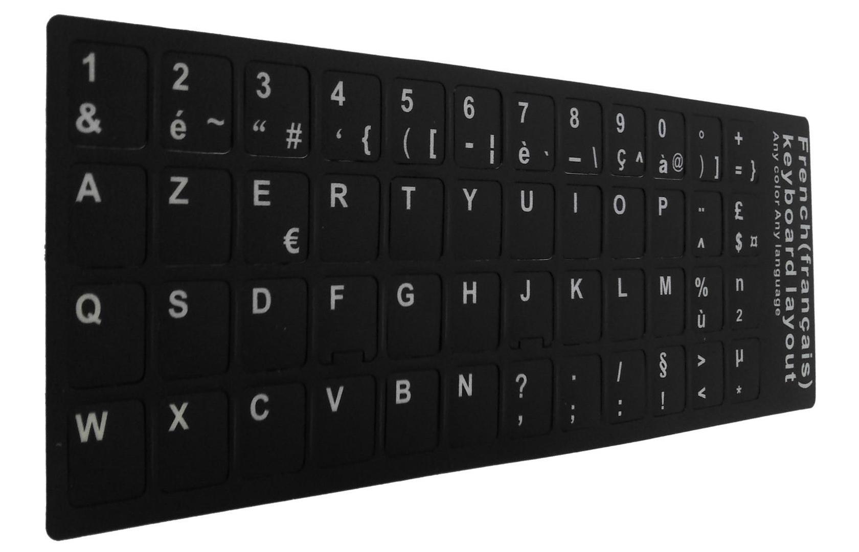 Comment passer clavier qwerty en azerty ?