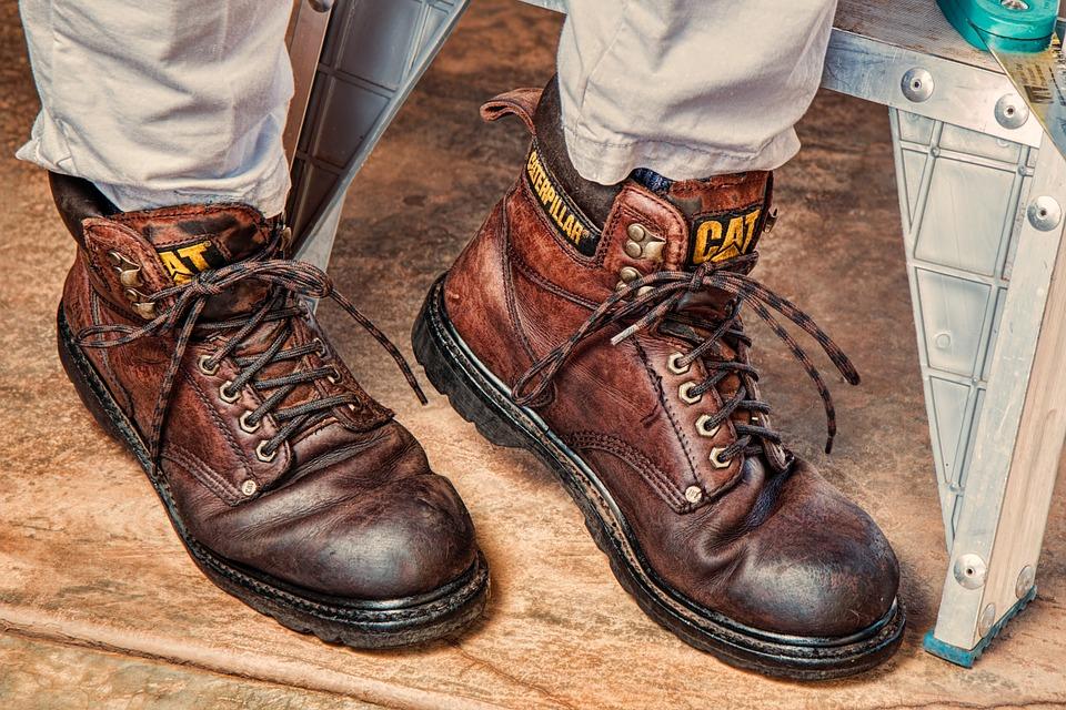 Réussir l'entretien de ses chaussures de sécurité